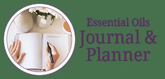 Essential Oils Journal Planner Workbook