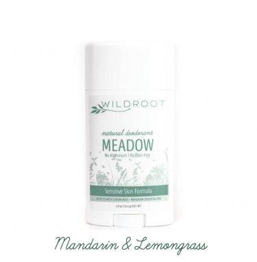 Wildroot Natural Deodorant