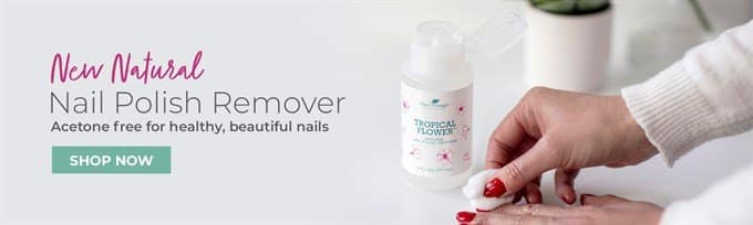 natural nail polish remover at Plant Therapy