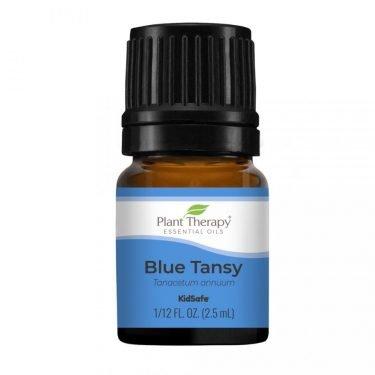 blue tansy sampler oil bottle