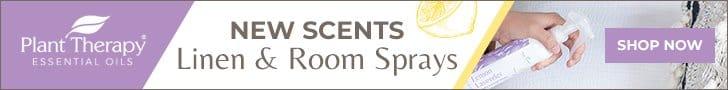 NEW Lemon Lavender and Black Pepper Magnolia Room Scents!