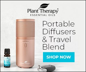 Shop Plant Therapy's NEW Portable Diffuser with Travel Pack
