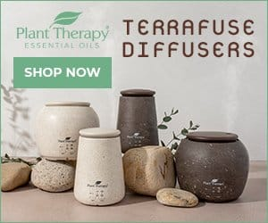NEW TerraFuse Diffuser - Shop Plant Therapy Now and SAVE!