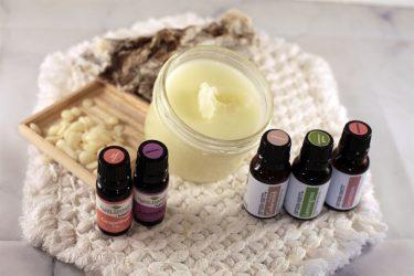 cellulite body cream with essential oils