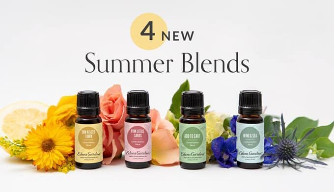 Edens Garden Limited Edition New Summer Blends
