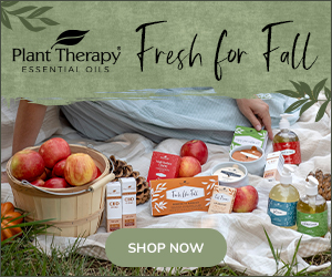 NEW Fall Seasonal Products Only at Plant Therapy: Essential Oils, Hand Soap, Lip Balm, Cleaners, Candles & More!