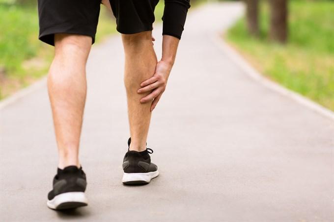 小腿肌肉疼痛